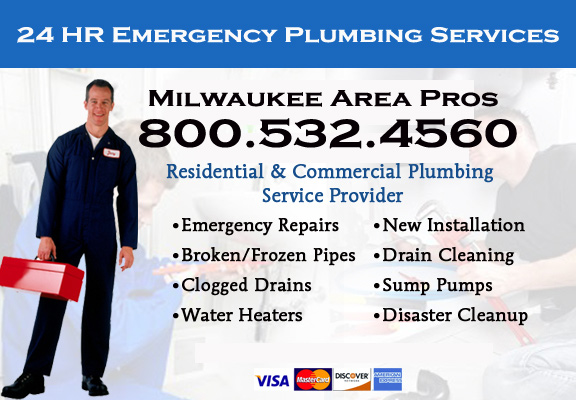Tuffys Plumbers in Brookfield Wisconsin