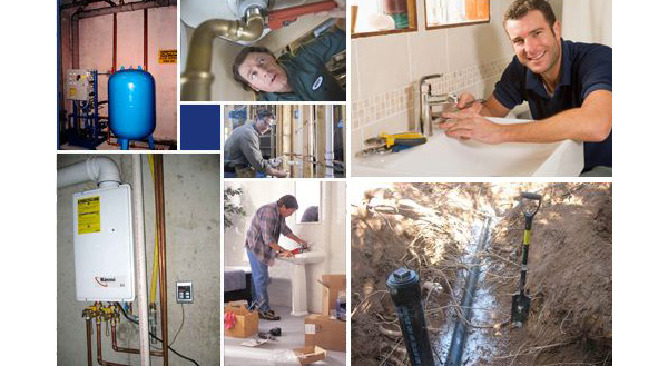 licensed and bonded plumbing services